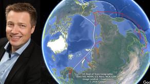 Nord-Norge kan bli knutepunkt for en ny digital handelsrute mellom Europa og Asia