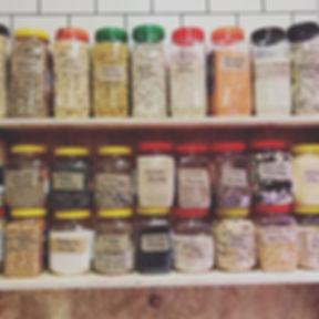 Jars. Just jars. I love my jars. _We'll