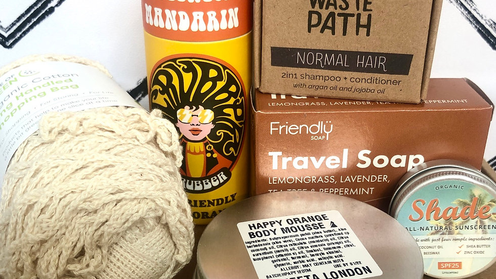 Summer essential travel set