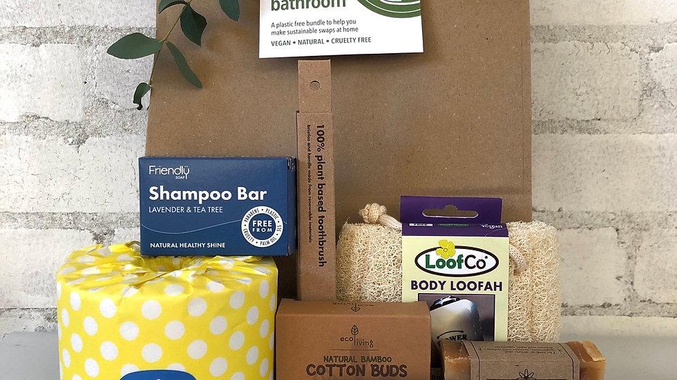 Plastic Free Bathroom Bundle
