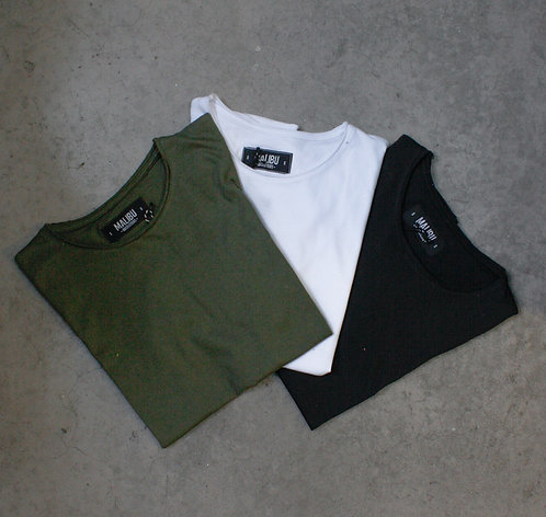 PACK x 3 REMERA OLIVER