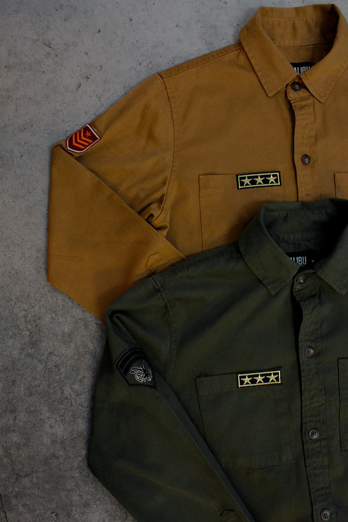 PACK x 2 CHAQUETA WORKER