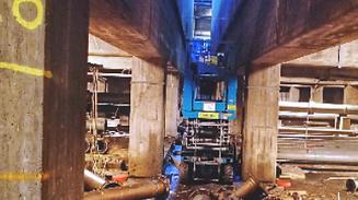 Nutronic Decommissioning Radiation