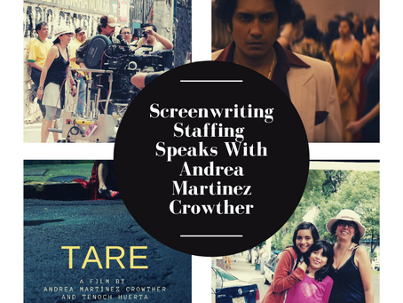 Andrea Martinez Crowther: filming in Mexico, working with low-budgets, and shooting during COVID