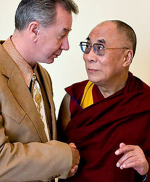 tom mower and dalai lama