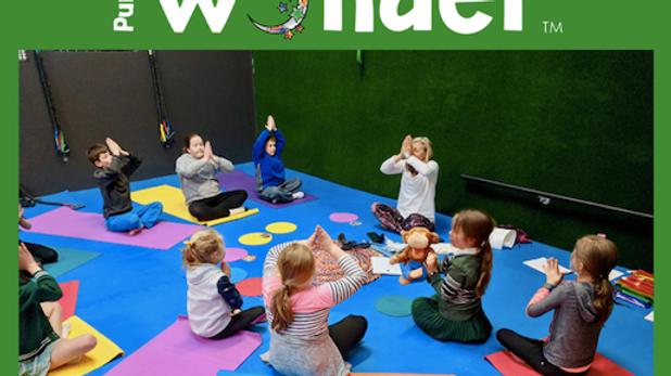 Pure Wonder Class - Thursday