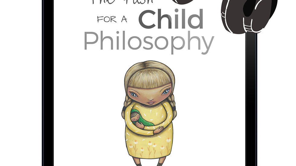 The Push For a Child Philosophy Audio Book