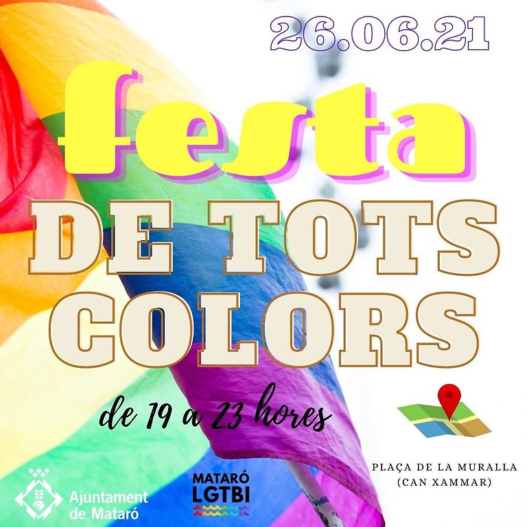 Festa De Tots Colors