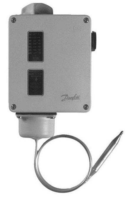 Termostato Industrial para Refrigeracion  RT3