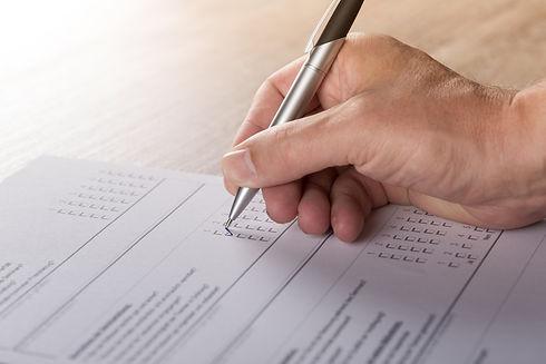 writing-hand-pen-finger-paper-vote-54481