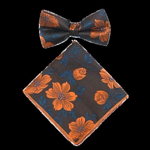 ボウタイ&ポケットチーフ