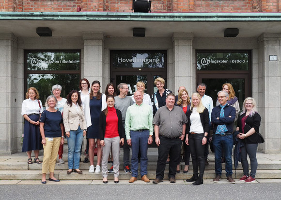 Second transnational DeMoPhaC Meeting in Norway