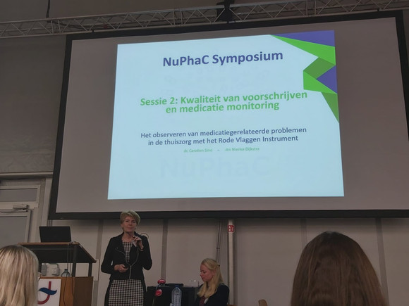 NuPhaC Belgium Symposium:  Research for clinical practice,  not just for book shelves