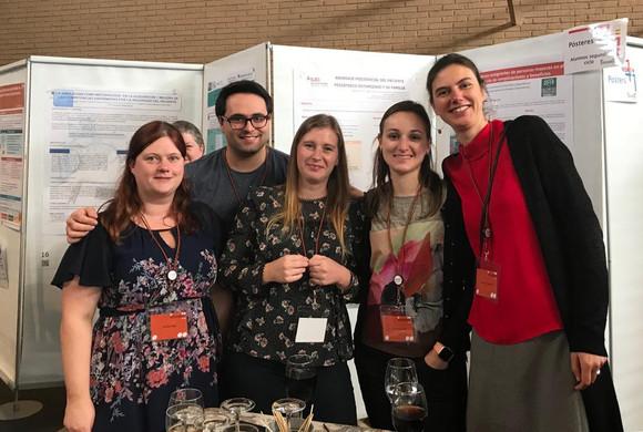 9 NuPhaC presentations on the 22nd International Nursing Conference Investen Cordoba 2018