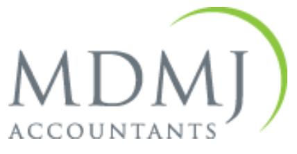 MDMJ Accountants is co-funding DeMoPhaC