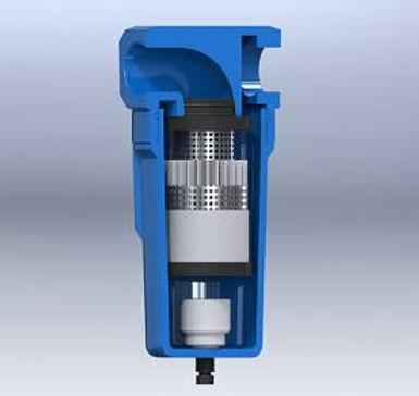 DS filtration