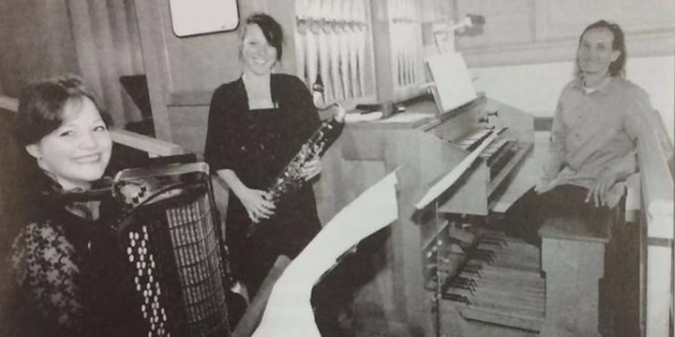 Trio Orgue-Clarinette-Accordéon