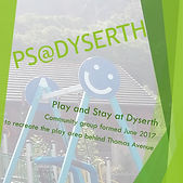 Play and Stay at Dyserth Logo