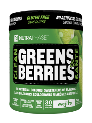Nutraphase GREENS & BERRIES SUPERFOOD