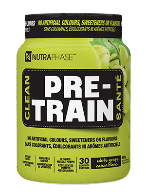 Nutraphase PRE TRAIN PRE-WORKOUT