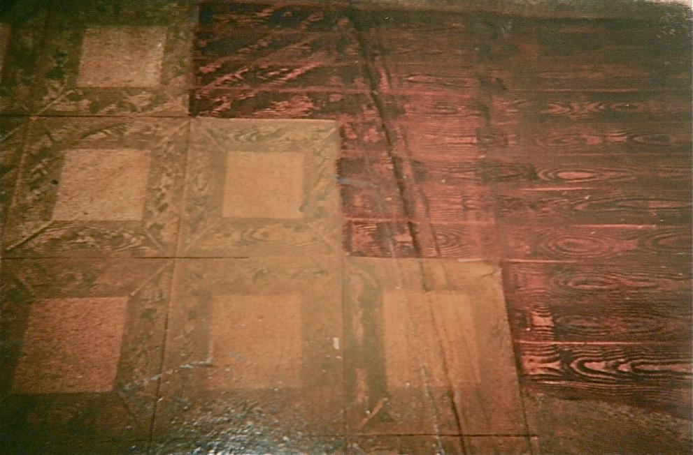 Flooring Scenic Art