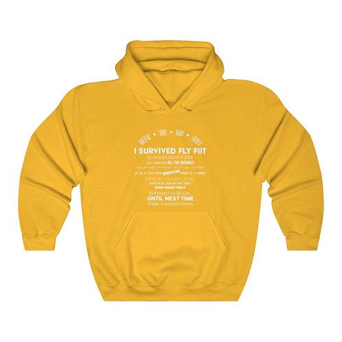 LAST CHANCE! Fly FIIT Unisex Heavy Blend™ Hooded Sweatshirt