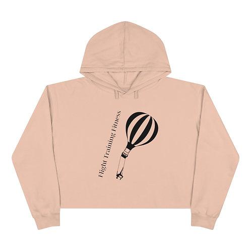 Balloon Crop Hoodie