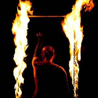 Onventor of the Fire Trapeze