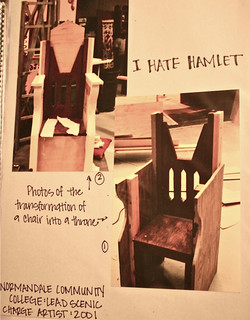 Conversion of Chair to Throne