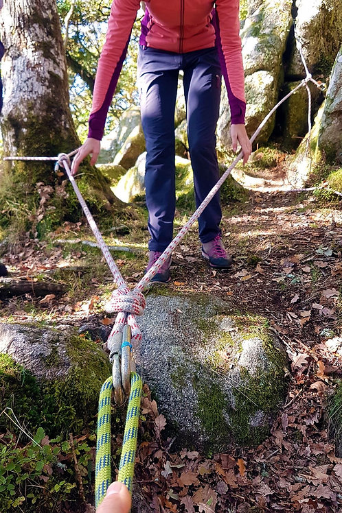 Rope Rigging Course
