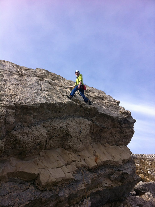 Mountain Training Rock Skills - Sport Learn To Lead Course