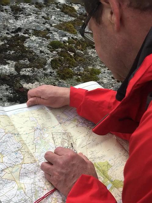 Basic Navigation Course Dartmoor