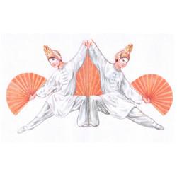 Chinese Dance  @alexegorov