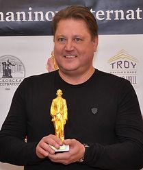 Alexander Sladkovsky - Laureate of Serge