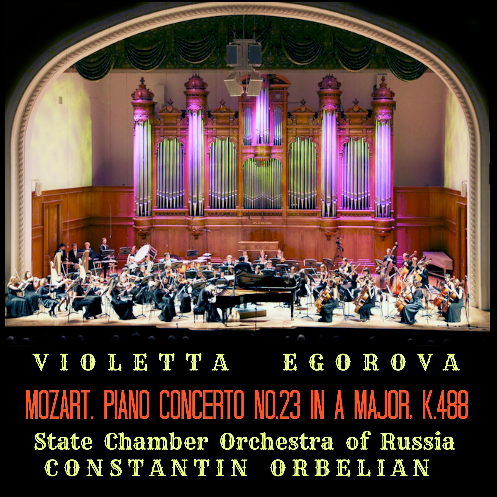 Mozart. Concerto N.23