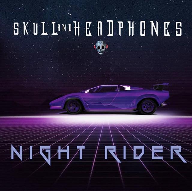 SkullandHeadphones Produtor conhecido   da cena Eletrônica de NY lança seu novo single Nigh Rider !