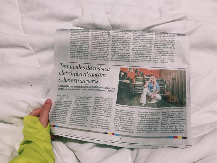 Jornal O Globo Niterói