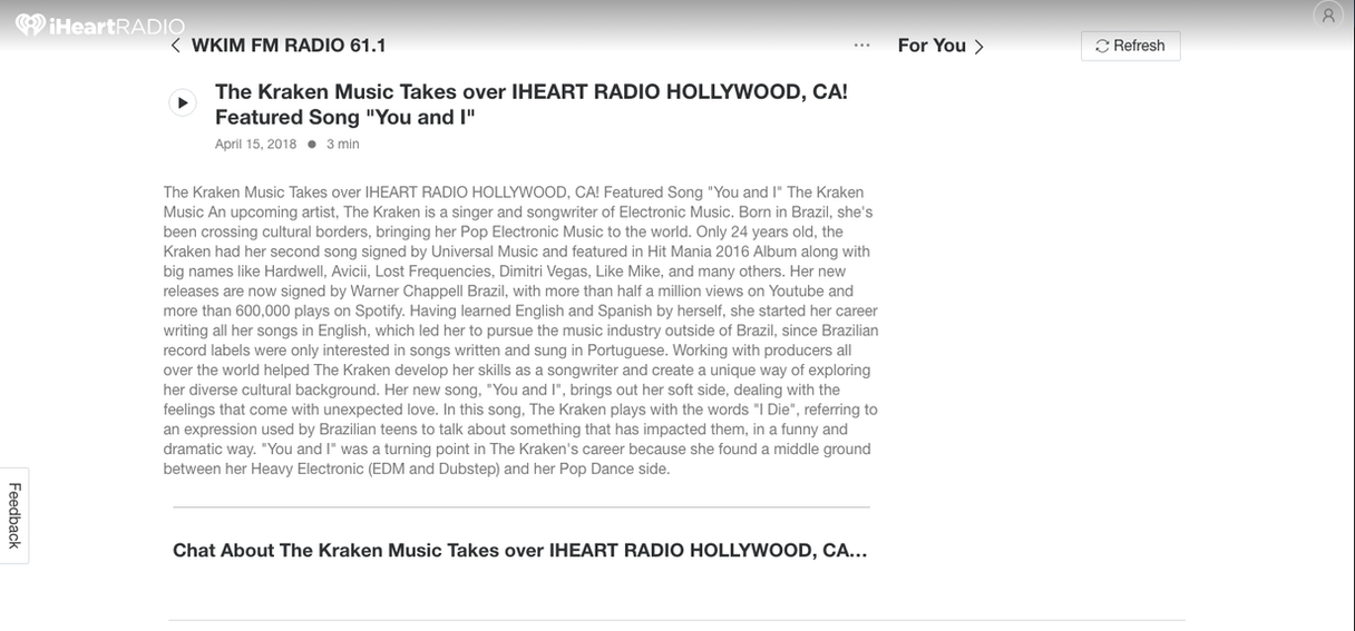 iHeart Radio (Hollywood -  California USA) 01 .png