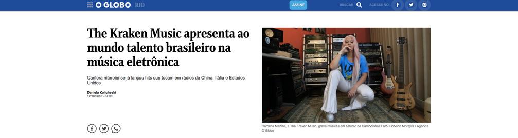 O Globo Rio