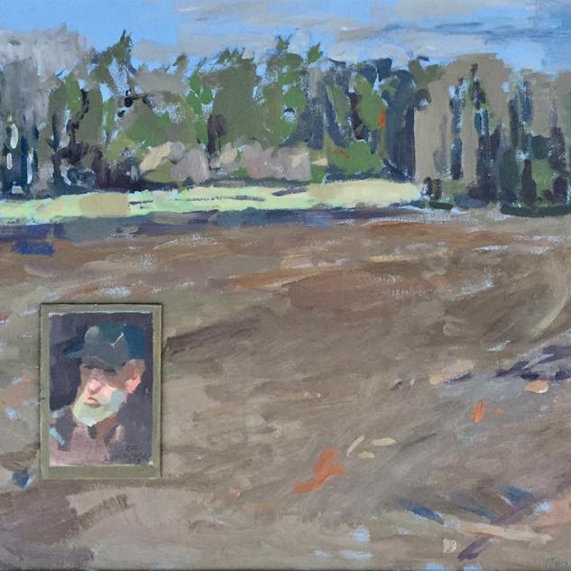 Põllumehe portree Farmer's portrait