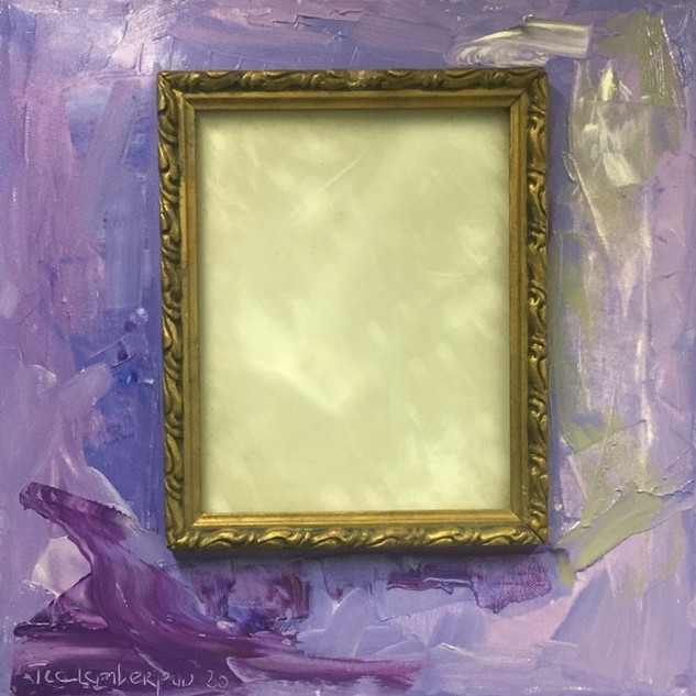 Tühi peegeldus Missing reflection