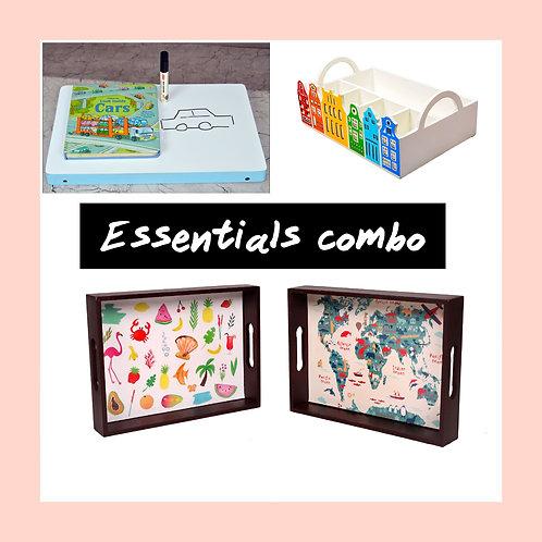 Piccolo Essentials Combo