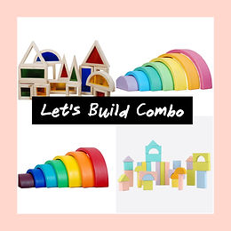 Let's Build Combo Pack