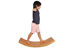 Piccolo Wooden Balance Board - Natural