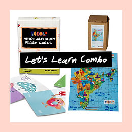 Lets Learn Combo Pack
