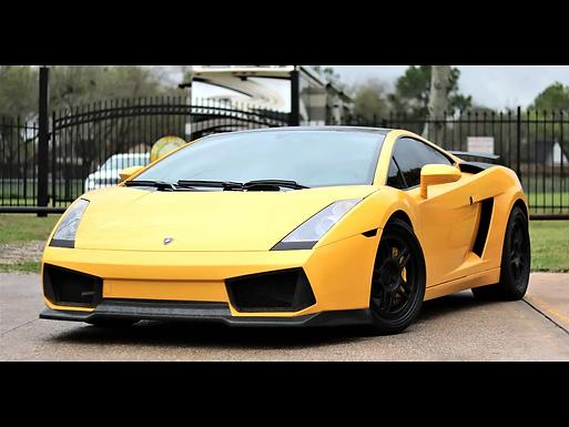 TWIN TURBO 2004 Lamborghini Gallardo