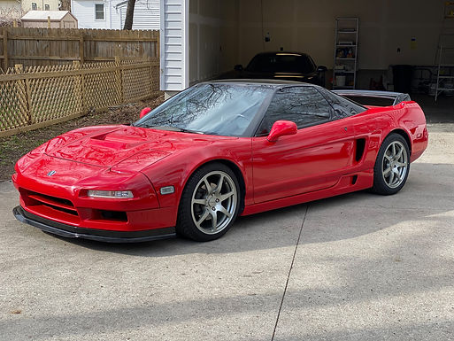 1991 Supercharged Acura NSX
