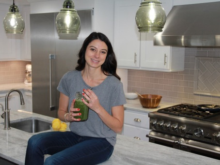 get glowing: new year juice cleanse
