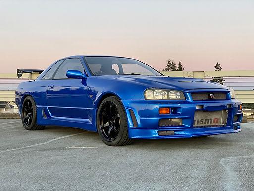 1990 R32 GTR