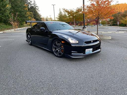 2009 Nissan GTR
